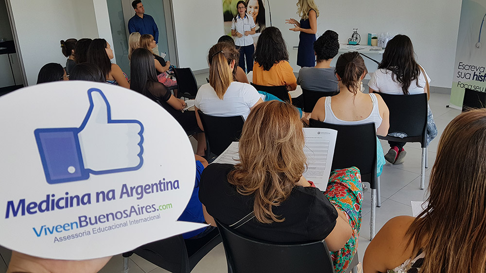 Ano 2018- Medicina em Buenos Aires