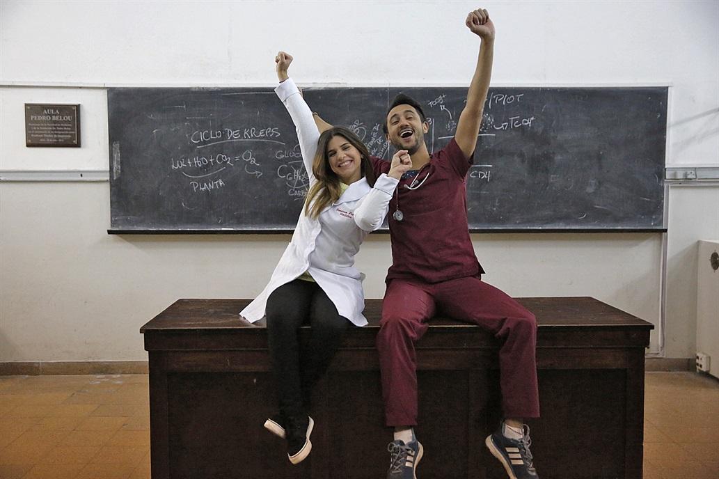 Faculdades na Argentina exigem espanhol