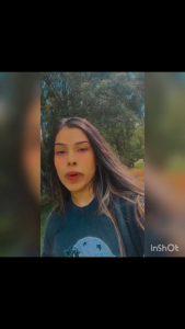 Testemunho Rayani Maritza Haise