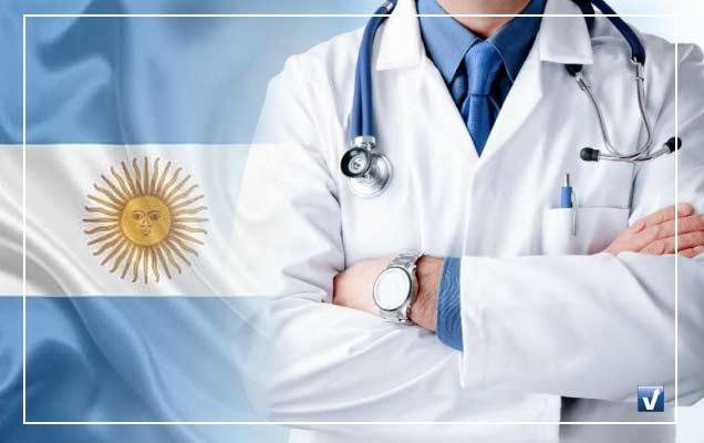 medico na argentina