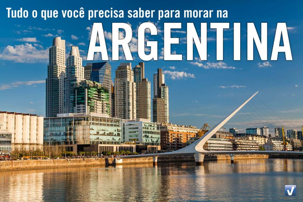 morar na argentina