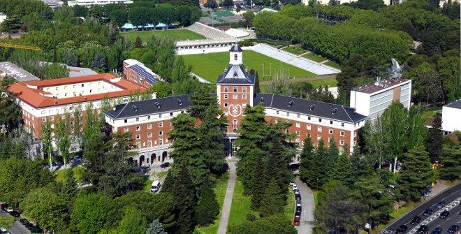 Universidade Complutense de Madri
