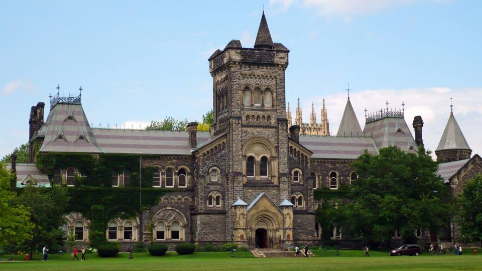 University of Toronto,