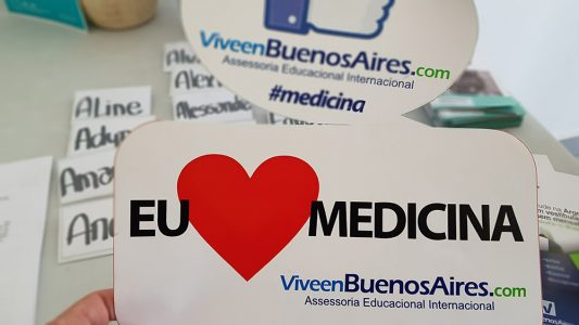 Como fazer medicina na argentina