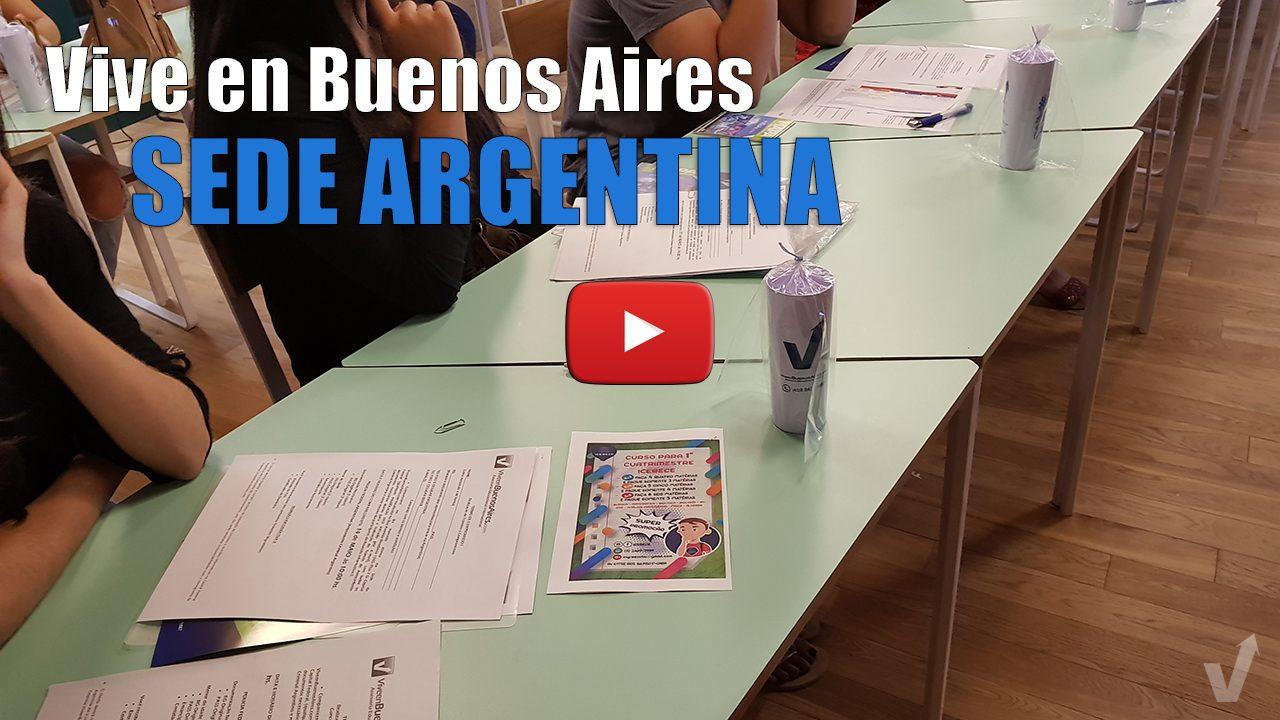 capa Sede argentina